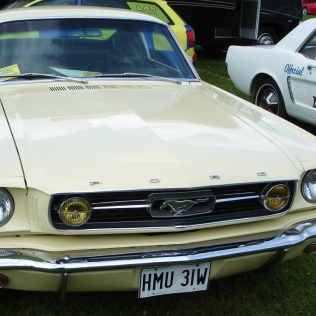 '66 Factory spec GT Fastback
