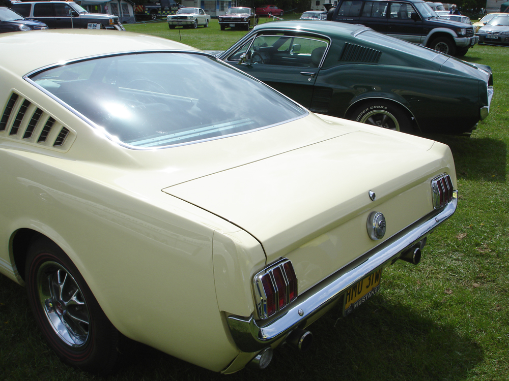 66 Factory Gt Fastback Mustang Maniac