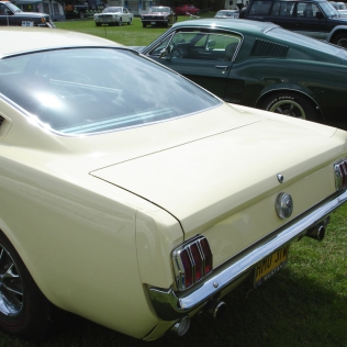 Factory '66 GT Fastback