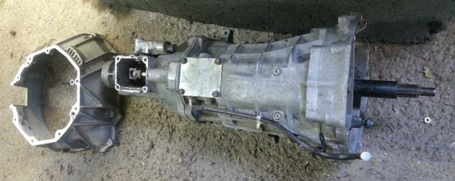 T56 6 Speed Transmission