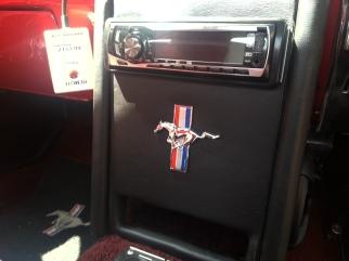 custom built console