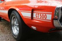 '69 GT500 front fender vent