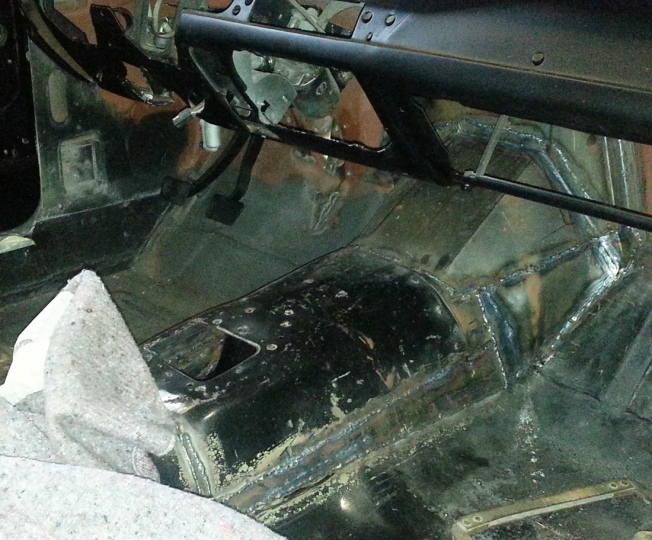inside welding