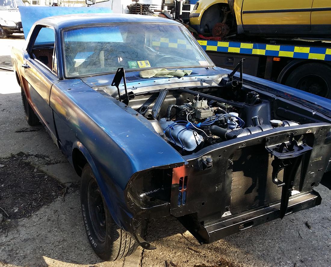 U201966 Coupe Full Restoration