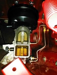 dual cyclinder