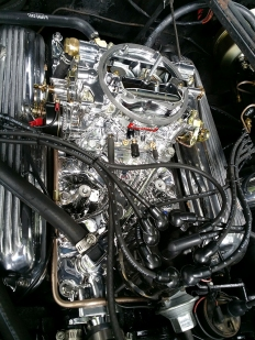 Edelbrock car and intake