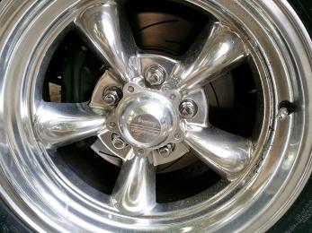 front discs