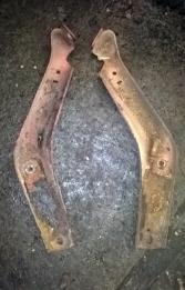 bumper irons