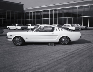 1965 Ford Mustang T5 Prototype