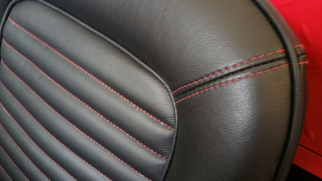 seat back