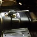 centre hand brake