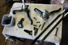 restored parts