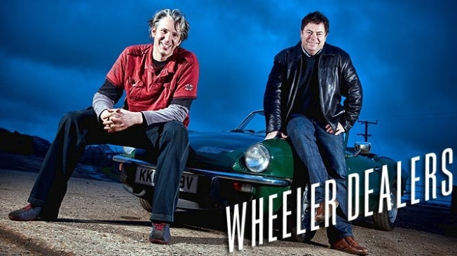 wheeler dealers