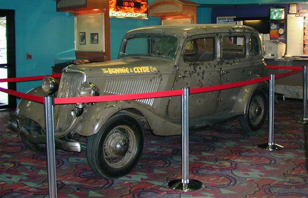 B&Clive car