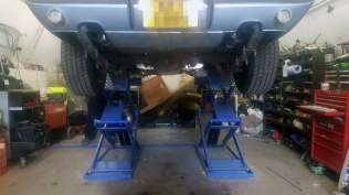After with Magnaflow