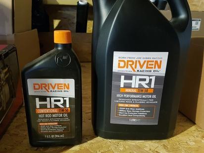 Drivenoils4